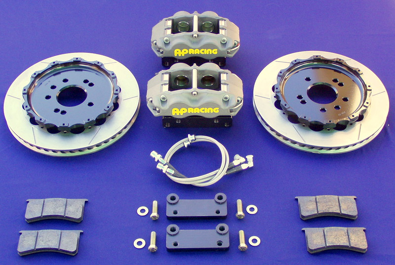 Fastbrakes New AP Racing Brake Kits