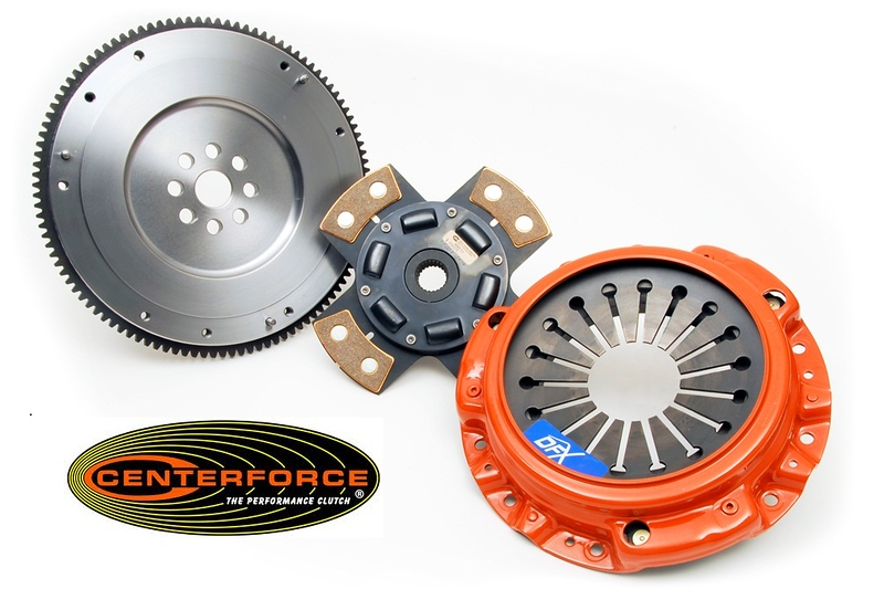 Centerforce s2000 clutch kit
