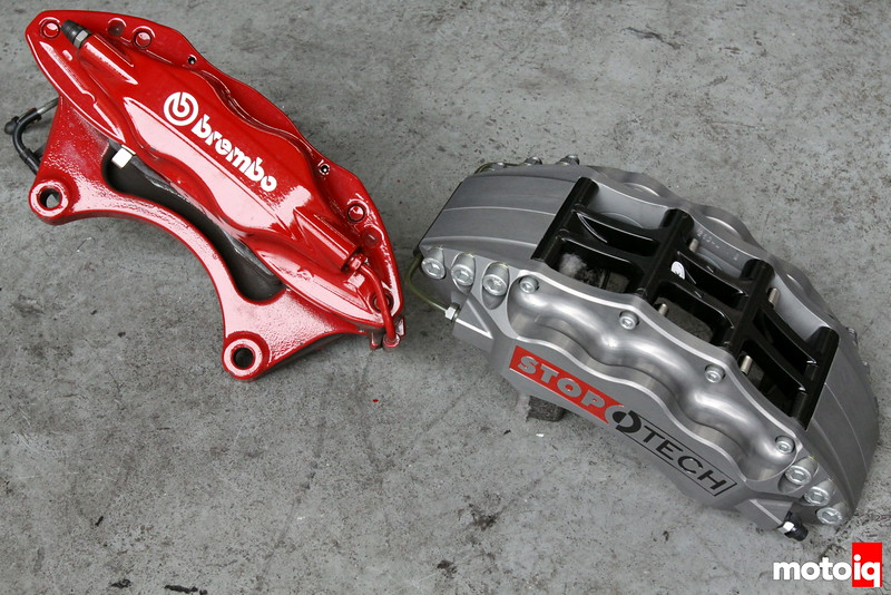 brembo vs stoptech