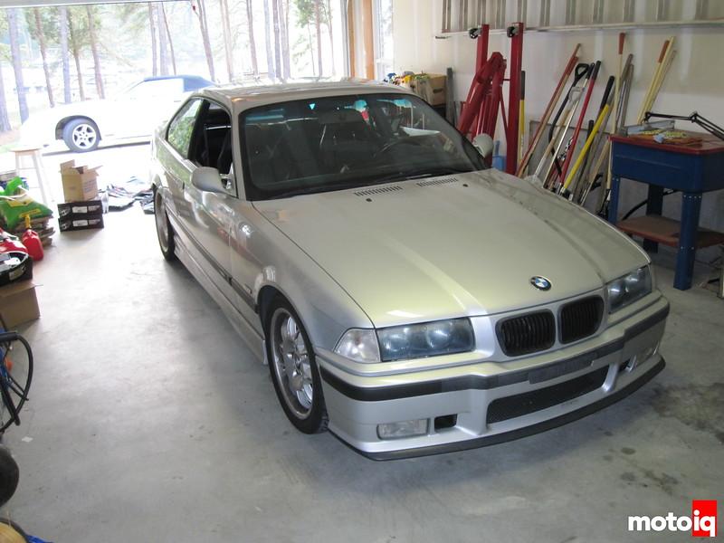 E36 M3 brake overhaul