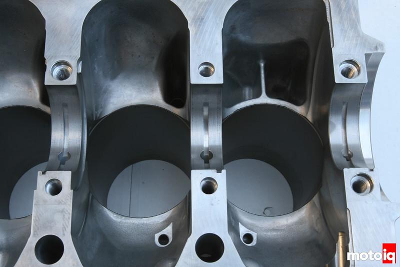 Modifed Turbo Nissan QR25SDE