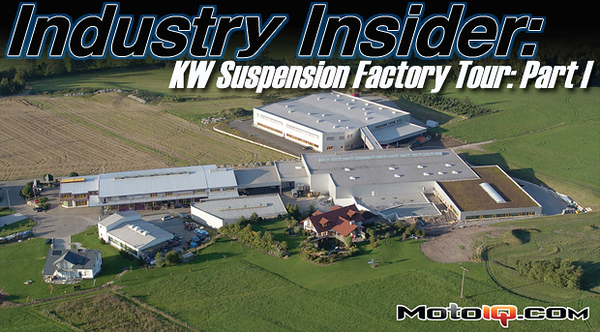KW Suspension Factory Tour