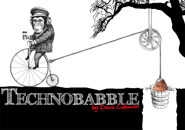 technobabble monkeypower