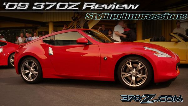 Nissan 370Z Review Styling
