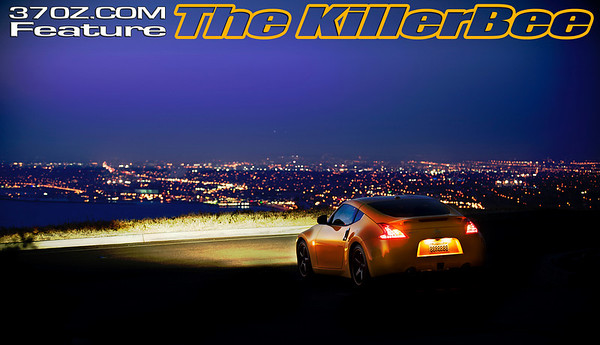 motoIQ Nissan 370Z Feature: The KillerBee