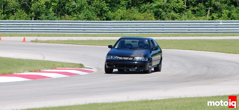 ga16de turbo project 200sx evil twin notnser track day HPDE