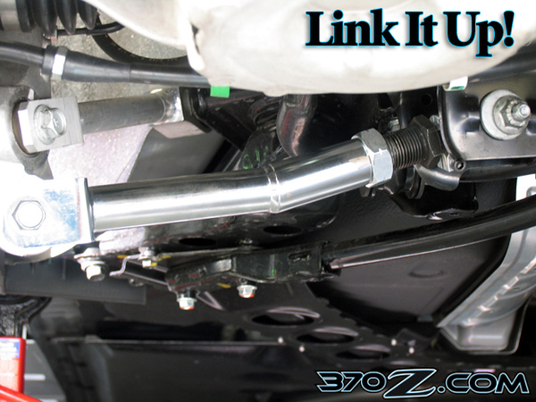 370Z SPL Rear Camber Arm