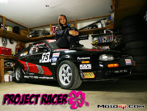 Project Racer part 1 Introduction by Annie Sam, Annie Sam NX2000 Racer