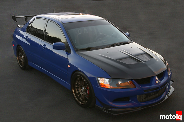 Project Evo VIII