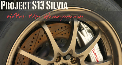 back to the Silvia honeymoon