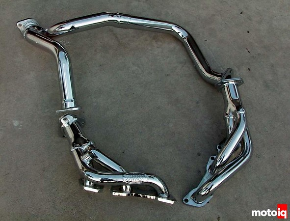 Doug Thorly Headers for Nissan Pathfinder
