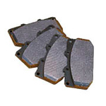 Metal Master Brake Pads for Nissan Pathfinder