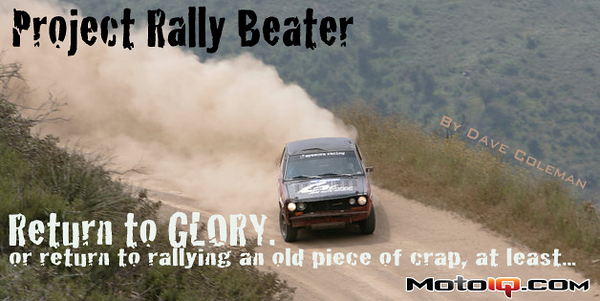 Project Rally Beater Return to Glory