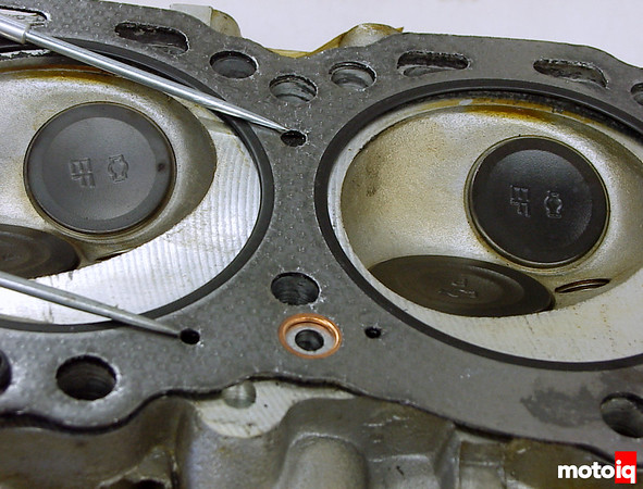 pre '87 head gasket for nissan pathfinder