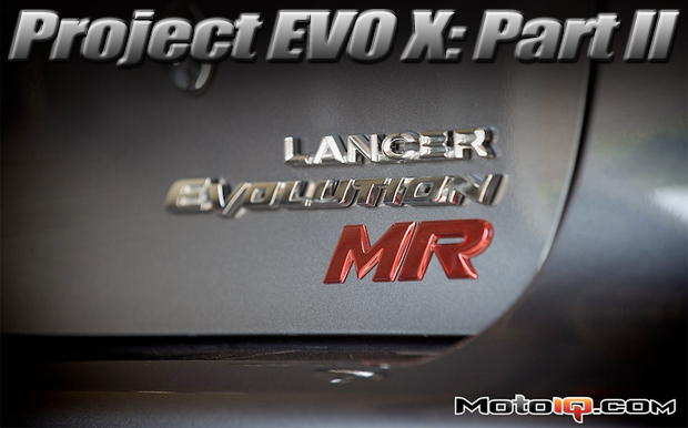 MotoIQ Project EVO X