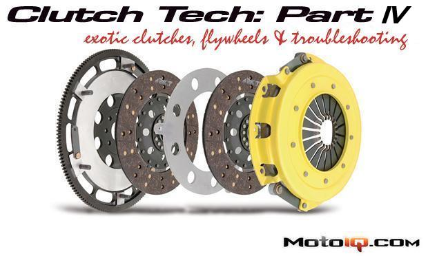 ACT Twin Disc Clutch