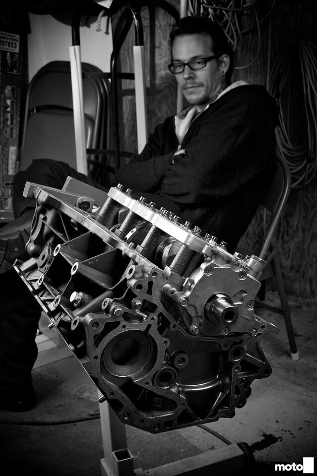 The Three Day Wonder, Building a Nissan VQ35DE in Just 3 Days!