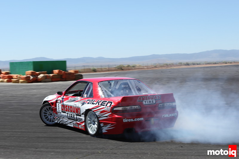 Dai Yoshihara's Team Falken/Discount Tire 2011 Formula D Ride