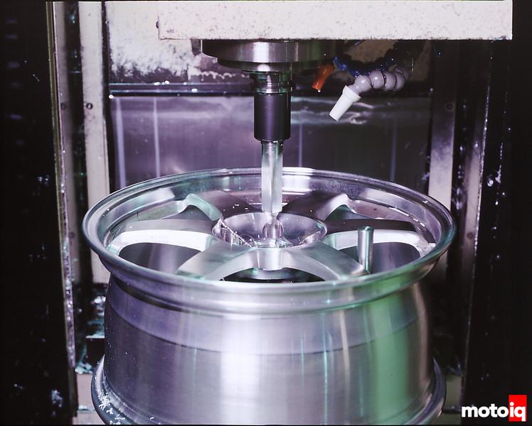 rays cnc machining