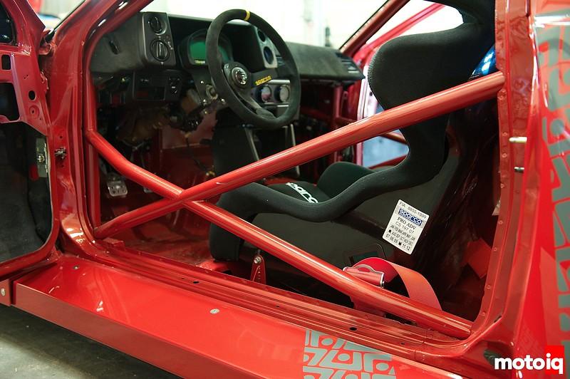 Motegi Racing's Killer AE86 Corolla GTS