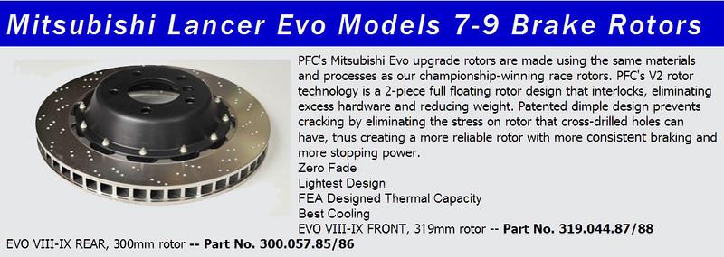 PFC Mitsubishi Release