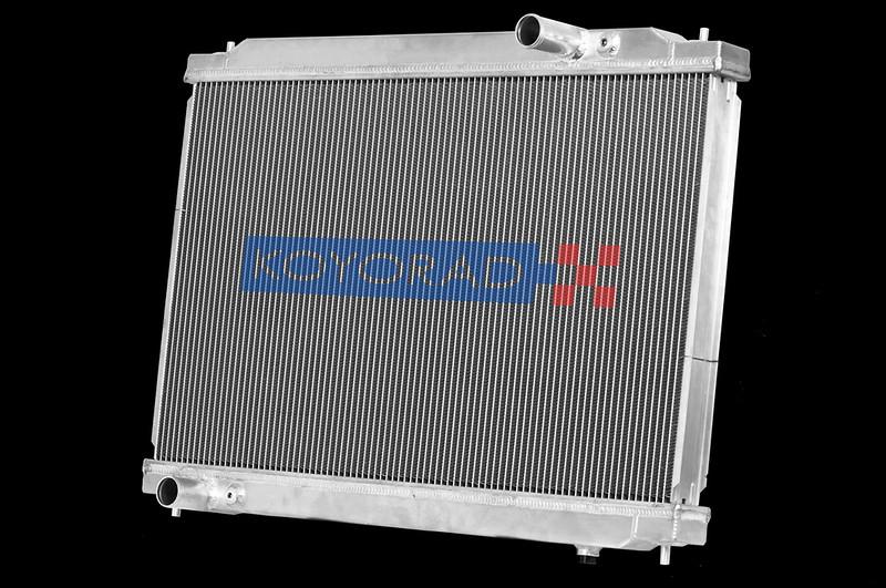 Koyo GTR radiator release