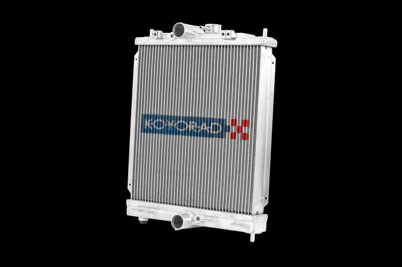 KOYORAD Releases Performance Half Radiator for 03-07 Evo