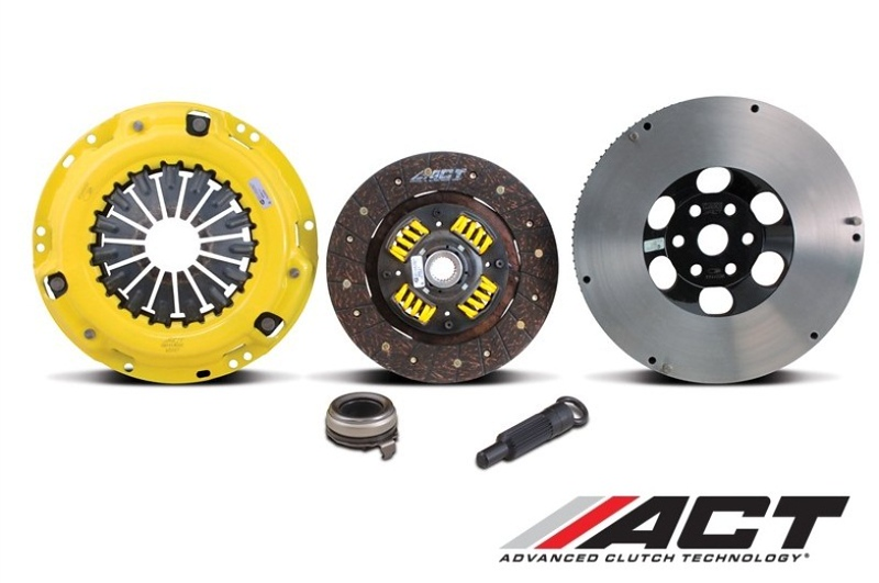 ACT - SFI Approved Clutch Kits for the Mazdaspeed 3 & 6
