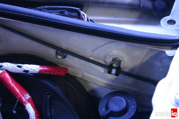 miatabusa hayabusa rectifier installed in miata