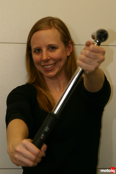 sarah forst torque wrench