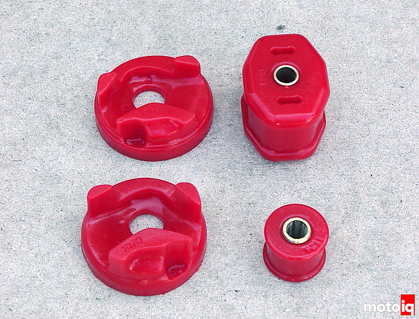 Energy Suspension polyurethane motor mounts