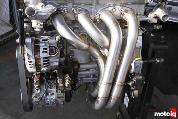 ASP Nissan SR20DE header