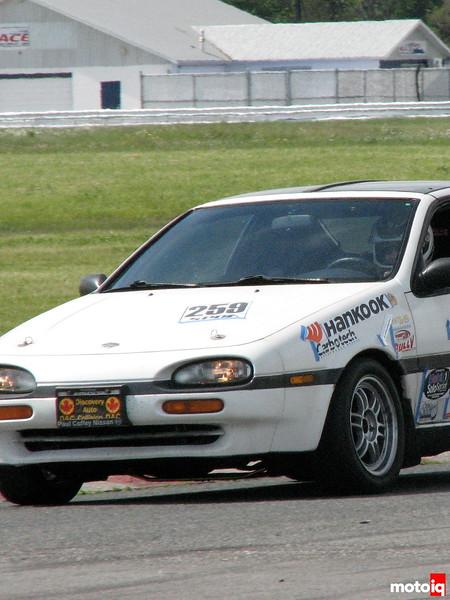 Nissan NX1600 Solo racing