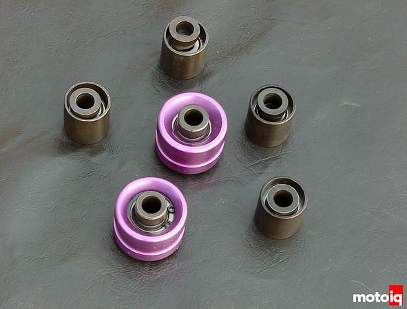 SPL Nissan spindle bearings