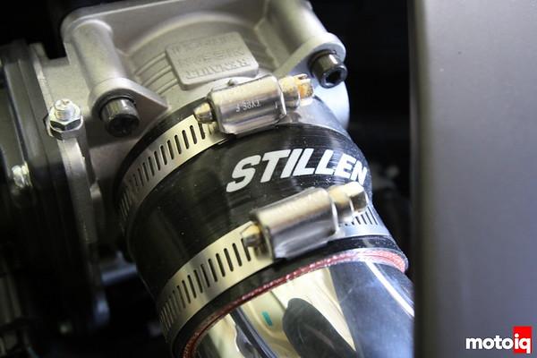 Stillen Gen 3 Nissan 370Z air intake Throttle body coupler