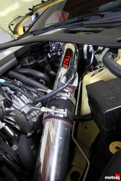 Stillen Gen 3 Nissan 370Z air intake