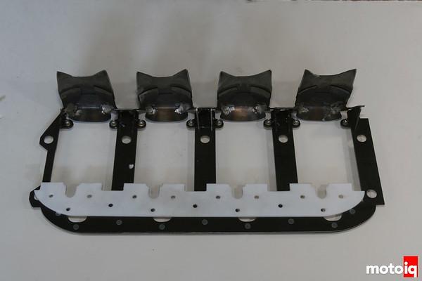 Nissan SR20DE crank scraper