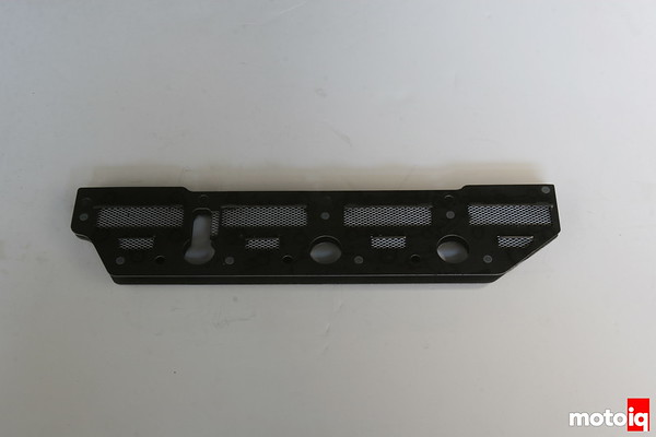 Nissan SR20DE windage tray