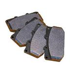 Metal Master Brake Pads for Nissan Pathfinder