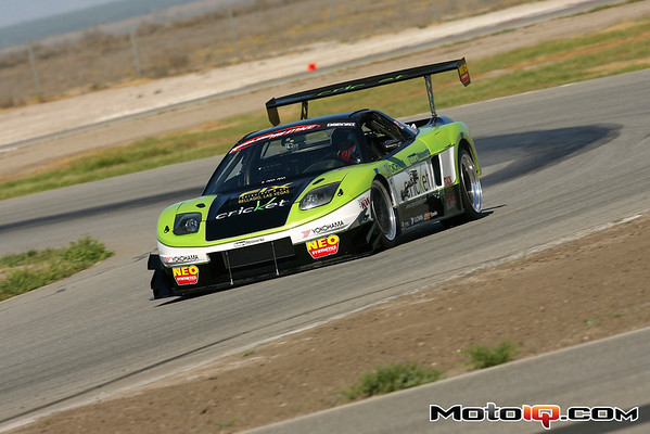 FX Motosport Development NSX at Buttonwillow