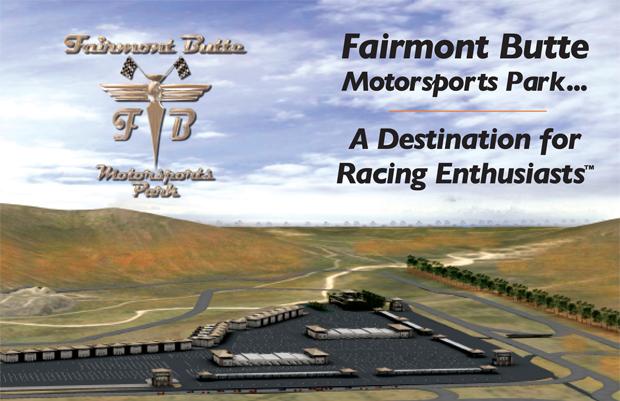Fairmont Butte Motorsports Park