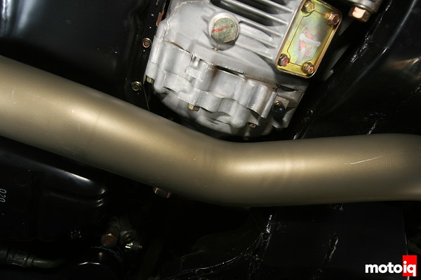 WORKS EVO Downpipe