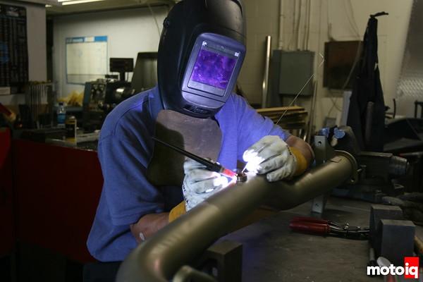 Richtey Watanabe welding