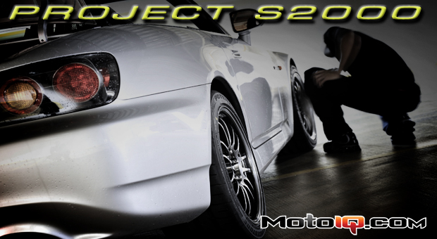 motoiq project Honda S2000