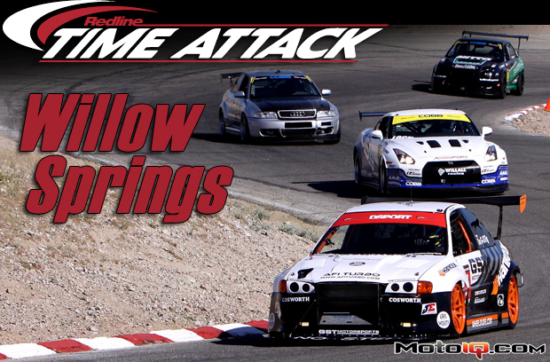 Redline Time Attack Willow Springs